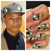 Inspired by Pharrell's style