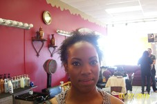 #750194 Regina Rivas's Appointment Photo taken in Holistic Hair Haven, Catch The Waves, Capitol Heights