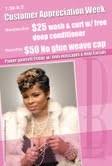 #760340 Satarra Parker's Appointment Photo taken in The Beauty Lounge, Philadelphia