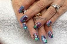 Sea of glitter