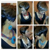A'jewel4sure Hair & Makeup Studio also retails Exotic Jewelry!!Check out our pieces