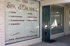 #830036 Pamela  Baker's Appointment Photo taken in Spa d'Orange, orange
