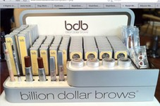 I retail Billion Dollar Brow Products