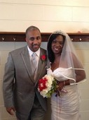 Mr. and Mrs. Neal   (aka)  Sweetie June 2013 ..... Family haircare