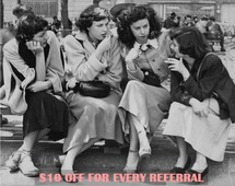 """You gotta go to my girl!"" 