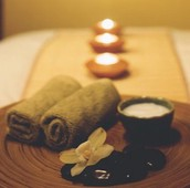 let the world melt away as you enjoy one our signature massages