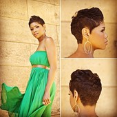 Precision Cut.  Stylist: Caraya Rose  Salon: Art of Beauty Hair Studio