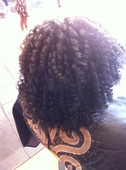 #971977 Ayanna Gholson's Appointment Photo taken in Exotic Textures Hair Studio, Atlanta