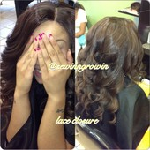 LACE CLOSURE INSTALL