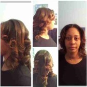 Relaxer custom color and style