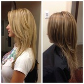 #1039830 Jillian Caro's Appointment Photo taken in Formula Cut & Color Specialist, Orlando