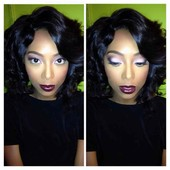#1079762 Kendall Green/Owner, Operator of Endall Cosmetics's Appointment Photo taken in KGFaces / @end_all, Baltimore