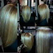 Customized Color Blend 5 Shades