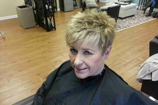 #1126964 Crystal Taylor's Appointment Photo taken in Crystal & Co. Salon Spa, Richmond Hill