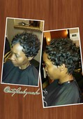 "#1168620 Kenniqua ""Nuk"" Jones's Appointment Photo taken in Salon 215 Elite, Conyers"