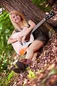 My beautiful cousin Colleen Miller! Check out her music on YouTube! Amazing country singer! An MJR Image photo.