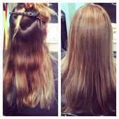 Color correction from box splotchy color to beautiful and natural