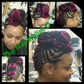 Protective style/ Mohawk