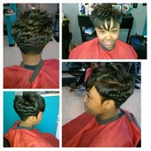 Cut, mold and curl