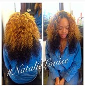 Traditional sew in /custom color