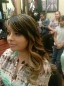 #1691017 Alma  Lorena Flores's Appointment Photo taken in Kerena Beauty Salon, Peoria