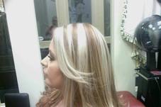 #1691015 Alma  Lorena Flores's Appointment Photo taken in Kerena Beauty Salon, Peoria
