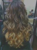 #1691014 Alma  Lorena Flores's Appointment Photo taken in Kerena Beauty Salon, Peoria