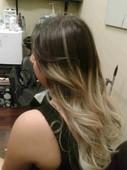 #1691018 Alma  Lorena Flores's Appointment Photo taken in Kerena Beauty Salon, Peoria