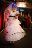 Eclectic Wedding Showcase 2014. Model: Alejandra Garcia, Photo: David Quakenbush