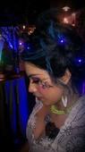 Eclectic Wedding Showcase 2014. Model: Alejandra Garcia