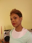#1891577 Tamika Covin's Appointment Photo taken in Braids Galore, Richboro
