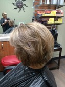#1902363 Beverly Briane's Appointment Photo taken in Bella Luce Hair Design, Strongsville