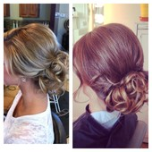 Hair on right by Emily Miller