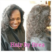 full sew in...hair purchase by sexy girl hair...hair by drea campbell