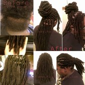 Synthetic Temporary Loc Extensions