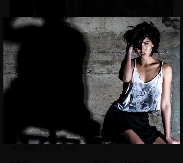 Model: Helena Nguyen @helenanguyen Hair: Vanessa Ramos @vramos86 Umbrella Salon @umbrellasalon Photography: Khiem Hoang @khiemh Makeup: Christine Carrera @glamazon