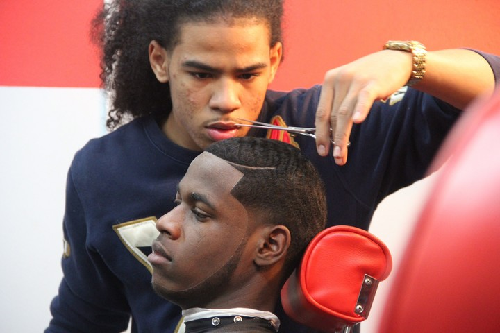 Khyree Townes Barber Book Online With Styleseat
