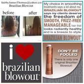 Brazilian Blowout $175.00