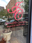 Beautiful Day at Incredible Creations Beauty & Barber