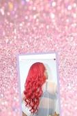 Red virgin straight hair fromwww.jusprettyhairsalon.bigcartel.com ??