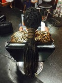 Maintenance and style (basket weave)