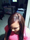 Express Extensions Plus inexpensive sew in.  Fast~Flat~Flawless""
