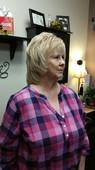 #2561005 Karen ~'s Appointment Photo taken in  Hair & Beauty Designs by Karen: Inside Delaney's  , Mansfield