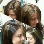 #2560989 Karen ~'s Appointment Photo taken in  Hair & Beauty Designs by Karen: Inside Delaney's  , Mansfield