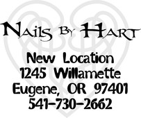 New Location November 2015 1245 Willamette * Eugene, OR