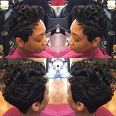 #3107737 MZ. KELLY(Hair Stylist & Essations Educator) Specialize in short styles & healthy hair's Appointment Photo taken in Kreative Touch @ Sophia Brandon Salon Boutique, Richton Park