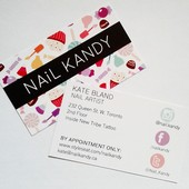 #3246053 Kate Bland - Nail Kandy's Appointment Photo taken in Nail Kandy, Toronto