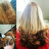 Color and Brazilian Blowout