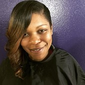 #3604391 Lechante Miller's Appointment Photo taken in Urban Chics Hair Studio, Houston