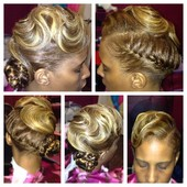 #3672677 Keonne Sullivan-Johnson's Appointment Photo taken in HAIRitage, Owings Mills